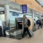 Регистрация на рейс и сдача багажа