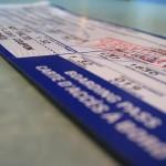 Поздняя доставка или утеря билета